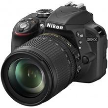 Nikon D3300 SLR-Digitalkamera Spiegelreflexkamera 24 Megapixel Bild 1