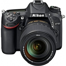 Nikon D7100 SLR-Digitalkamera Spiegelreflexkamera 24 Megapixel Bild 1