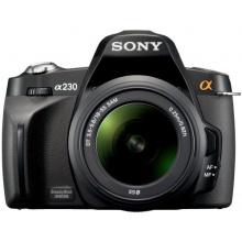 Sony DSLR-A230L SLR-Digitalkamera Spiegelreflexkamera 10 Megapixel Bild 1