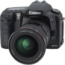 Canon EOS 10D SLR-Digitalkamera Spiegelreflexkamera 6,52 Megapixel Bild 1