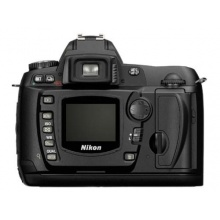 Nikon D-70 digitale Spiegelreflexkamera 6,1 Megapixel Bild 1