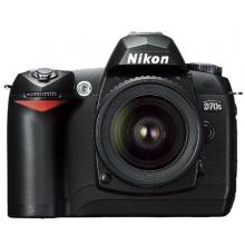 Nikon D70s SLR-Digitalkamera Spiegelreflexkamera  Bild 1