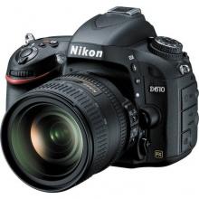 Nikon D610 SLR-Digitalkamera Spiegelreflexkamera 24,3 Megapixel Bild 1