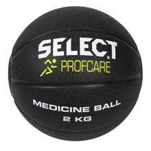 Select Medizinball, Schwarz, 3 kg Bild 1