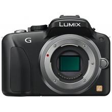 Panasonic Lumix DMC-G3EG-K Systemkamera 16 Megapixel Bild 1