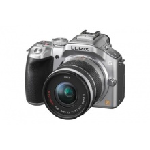 Panasonic Lumix DMC-G5KEG-S Systemkamera 16 Megapixel Bild 1