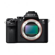 Sony Alpha 7 II Digitalkamera Sytemkamera 24,3 Megapixel Bild 1