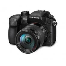 Panasonic Lumix DMC-GH4HEG-K Systemkamera mit 16 Megapixel Bild 1
