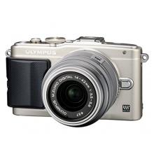 Olympus V205051SE000 PEN E-PL6 Systemkamera 16 Megapixel Bild 1