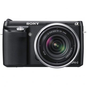 Sony NEX-F3KB Systemkamera 16 Megapixel Bild 1