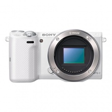 Sony NEX-5TLW Kompakte Systemkamera 16,1 Megapixel  Bild 1