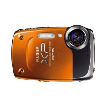 Fujifilm FINEPIX XP30 Outdoor Kamera wasserdicht orange Bild 1