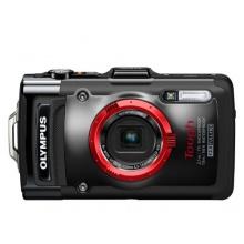 Olympus TG-2 Outdoor Kamera 12 Megapixel schwarz Bild 1