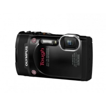 Olympus TG-850 Outdoor Kamera schwarz Bild 1