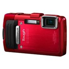 Olympus TG-830 Outdoor Kamera 16 Megapixel rot Bild 1