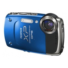 Fujifilm FINEPIX XP30 Outdoor Kamera Digitalkamera blau Bild 1