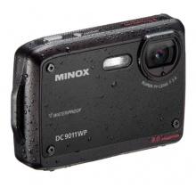 Minox DC 9011 WP Outdoor Kamera 9,0 Megapixel schwarz Bild 1