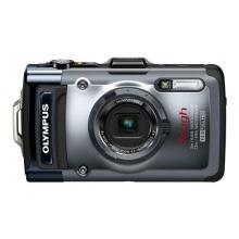 Olympus TG-1 Outdoor Kamera silber Bild 1