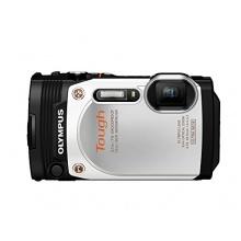 Olympus TG-860 Outdoor Kamera weiß Bild 1