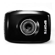 MEMTEQ® Outdoor Kamera Wasserdicht Schwarz Bild 1