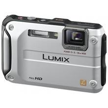 Panasonic Lumix Tough DMC-FT3EG-S Outdoor Kamera silber Bild 1