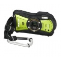 Pentax Optio WG-1 GPS-Digitalkamera Outdoor Kamera grün Bild 1
