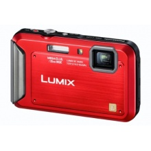 Panasonic Lumix DMC-FT20EG-R Outdoor Kamera Bild 1