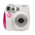 Fujifilm mini7s-pk Instax Mini 7s Color Sofortbildkamera pink Bild 1