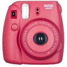 Fujifilm Instax Mini 8 Sofortbildkamera rot Bild 1