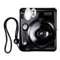 Fujifilm 16102240 Instax Mini 50S CN EX Sofortbildkamera Piano Black Bild 1