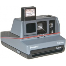 Polaroid 600 Impulse Sofortbildkamera Bild 1