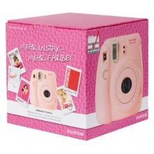 Fujifilm Instax Mini 8 Sofortbildkamera pink Bild 1