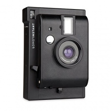 Lomography Sofortbildkamera schwarz Bild 1
