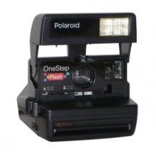 Polaroid OneStep Flash 600 Serie Sofortbildkamera Bild 1