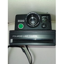 Polaroid I-Zone Set Sofortbildkamera mit drei Stickerfilmen Bild 1