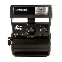 Polaroid OneStep Vintage 1990s Sofortbildkamera Bild 1