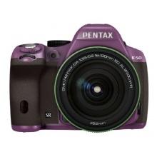 RICOH digitale SLR PENTAX K-50 DA18-135mmWR Spiegelreflexkamera Bild 1