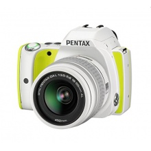 Pentax K-S1 SLR-Digitalkamera Spiegelreflexkamera Lime Pie Bild 1
