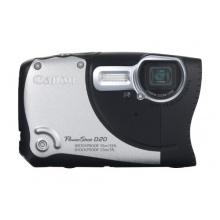 Canon PowerShot D20 DUnterwasserkamera silber Bild 1