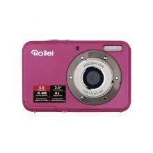 Rollei Compactline 52 Unterwasserkamera rosa Bild 1