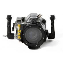 Unterwasserkamera Canon 650D Spiegelreflexkamera mit Nimar Unterwassergehäuse Bild 1