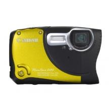 Canon PowerShot D20 Unterwasserkamera gelb Bild 1