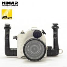 Unterwasserkamera Nikon J1 mit Unterwasser Gehäuse Bild 1
