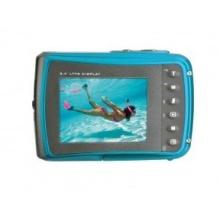 Easypix W1024 Splash Unterwasserkamera Blau Bild 1