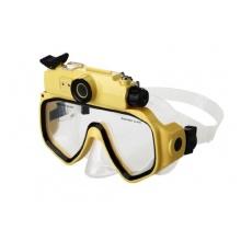 Kingtop HD 720P Sport diving Camera AT191 Unterwasserkamera Gelb Bild 1