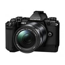 Olympus OM-D E-M5 Mark II Systemkamera schwarz Bild 1