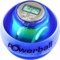 Powerball the original Max Blau, mit Digital-Drehzahlmesser Bild 1