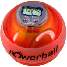 Powerball the original mit Digital-Drehzahlmesser und 6 LEDs Bild 1