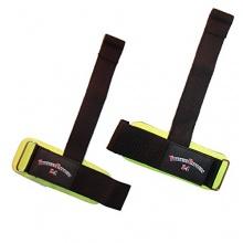 1 Paar Zughilfen mit Bandage, Griffhilfe Fitnessexpress24 Bild 1