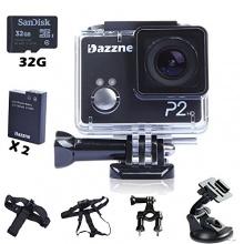 Dazzne 12 Megapixel HD 1080P Actionkamera  Bild 1